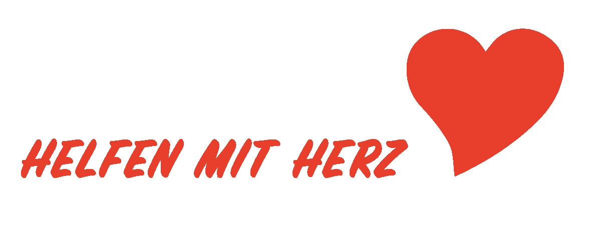 Helfen mit Herz